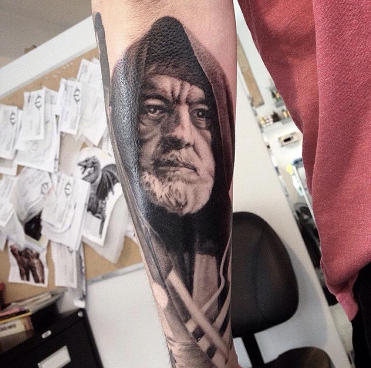 Obi-Wan Kenobi Portrait